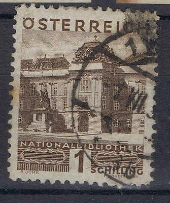 Austria 1929 1sch National Library SG 658 Used