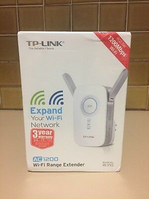 TP-Link RE350 Ac1200 Universal Range Wi-Fi Extender