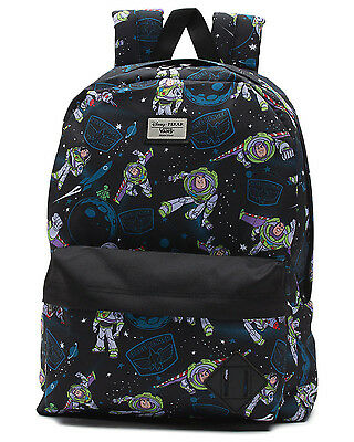 Vans X Toy Story Old Skool Buzz  Mens Backpack in Multi