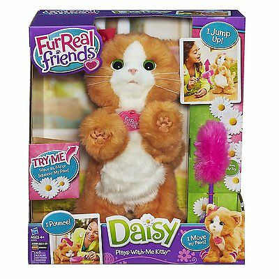 FurReal Friends - Daisy Plays-With-Me Kitty Toy - Brand New Cat - In-Stock
