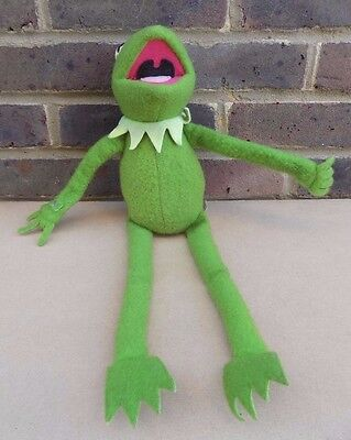 1970's FISHER PRICE Jim Henson Muppet Toy - Kermit the Frog