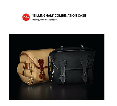 Leica Combination Bag For M System 14854 Black