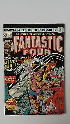 Fantastic Four vol 1 issue  155