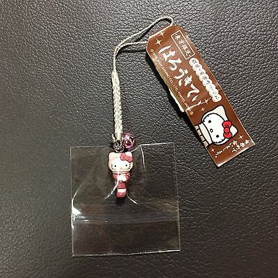 Sanrio Hello Kitty New Mascot Charm Netsuke Cell Phone Straps Key Chain 3