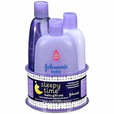 Johnson''s Baby Sleepy Time Gift Set
