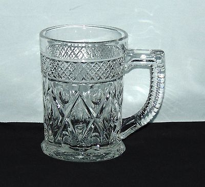 "Imperial CAPE COD CRYSTAL *4 3/4"" 12oz BEER MUG*160/188"