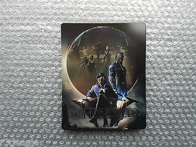 Throne STEELBOOK from Dishonored 2 European Limited Edition (NEW)