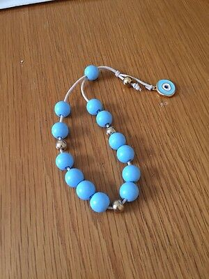 Greek Worry Beads Colour Blue