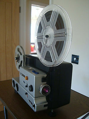 Prinz IQ 3000 GL SUPER 8 & 8MM Cine  PROJECTOR Perfect for cine transfer