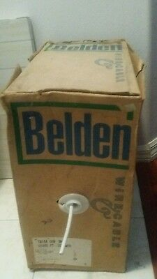 Belden Coax Wire Cable 75 ohm 18 AWG Approx 1000 ft