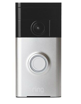"""NEW' Ring Video Doorbell WiFi Enabled Smart Wireless Security Motion DoorBell"