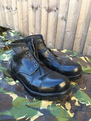 British Army Ammo Boots - UK 11L