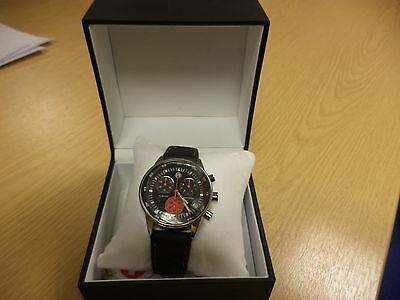 Alfa Romeo Chronograph Gents Wrist Watch 5916368  Official Genuine Alfa