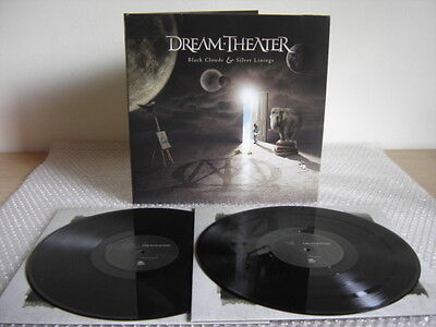 DREAM THEATER: Black Clouds And Silver Linings *2LP* 180g vinyls in gatefold !