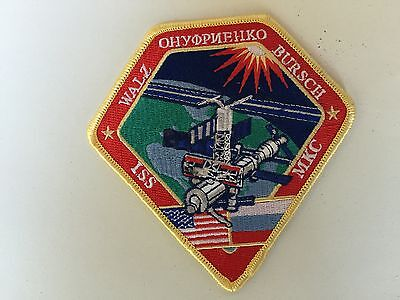 Aufnäher Patch ISS Expedition 4