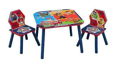 Delta Children Paw Patrol Table and Chair Set