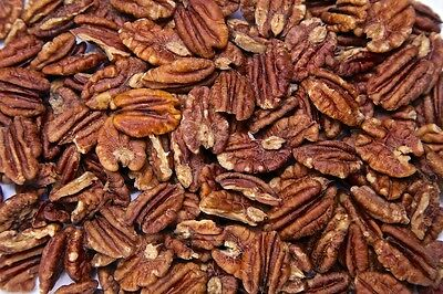 Whole Raw Pecan Nuts health - Bulk  /1kg / 500g  - FREE Shipping UK