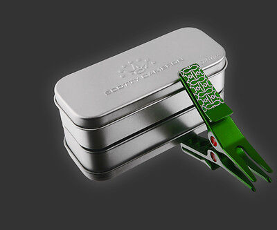 SCOTTY CAMERON 2014 Holiday pivot tool in green