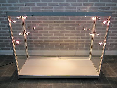 Exhibition Display Counter With Flight Case (Pallet Delivery)