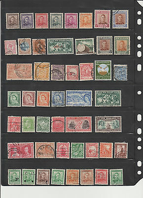 New Zealand Old Rare Classic Stamps