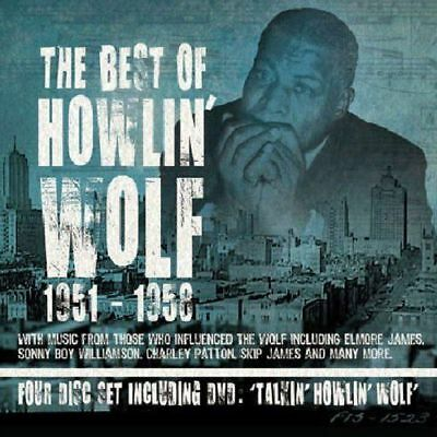 The Best Of Howlin' Wolf 1951- - Various NEW CD