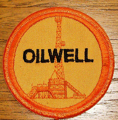 Vintage Oilwell Patch