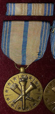 32 Army Reserve Medal with service ribbon bar