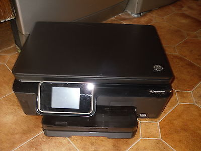 HP PhotoSmart 6520 e-All-in-One Wireless Printer Scanner Copier