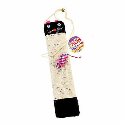 Sisal Cat Scratching Board - Cat Scratcher- Cat Toy