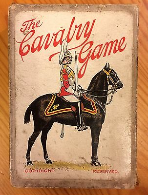 Card Games - The Cavalry Game