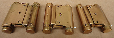 vtg heavy duty closet door hinges,old hardware home improvement,junk drawer lot