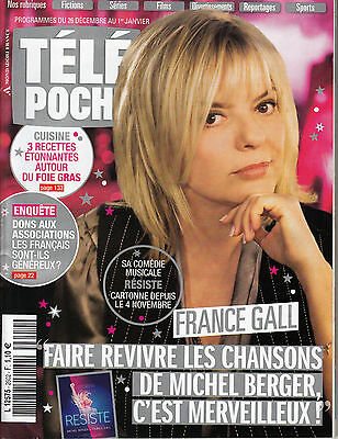 Tele Poche 2602 / France Gall / Complet
