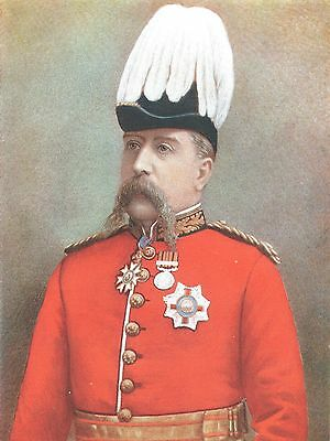 Major General Sir Frederick Carrington - Special Services - British Army - c1899