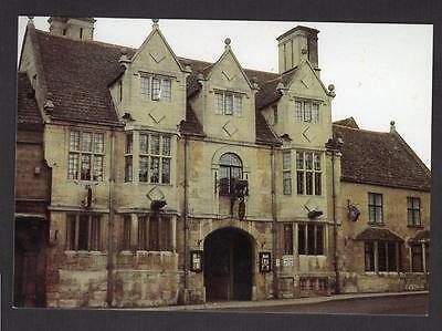 """""""THE TALBOT HOTEL, OUNDLE""""  Postcard Northamptonshire"""