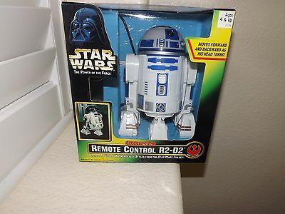 1997 Star Wars Electronic REMOTE CONTROL R2-D2,Power of the Force, from Trilogy