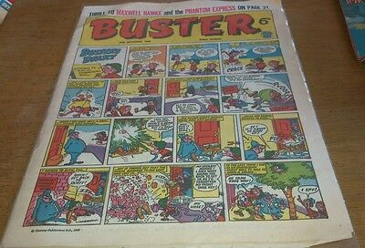 Buster Comic, 28/11/64