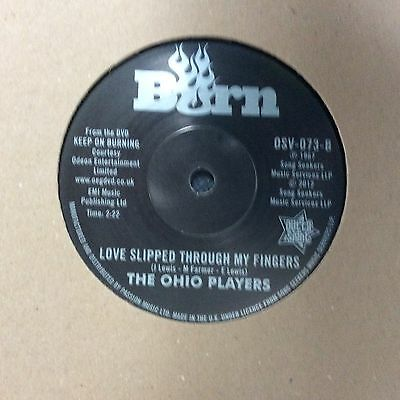 Demo  Love Slipped Through My Fingers - The Ohio Players