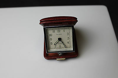 Gorgeous Vintage De Frece 8-day Swiss Alarm Clock