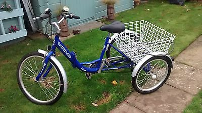 Viking Folding Adult Tricycle, Excellent Condition!