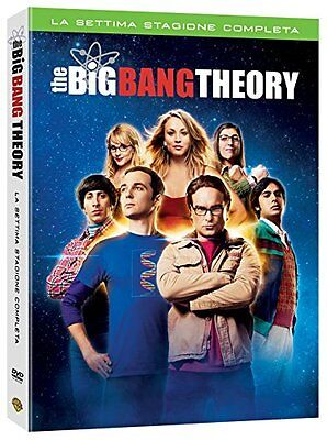 The Big Bang Theory - Stagione 7 (3 Dvd) Nuovo, Italiano
