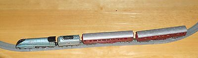 Lone Star 000/N gauge passenger train set with metal track oval (not electric)