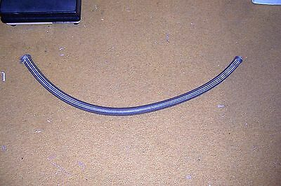 Four Feet of 20 AN Braided Stainless Steel Coolant Line Hose
