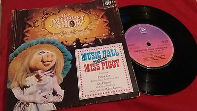 the Muppet show - music hall - vinyl record
