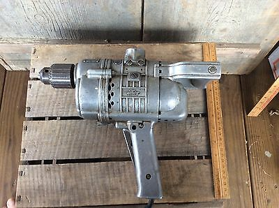 Vintage Thor Drill Model 5215 Industrial Theme Steampunk Decor Prop