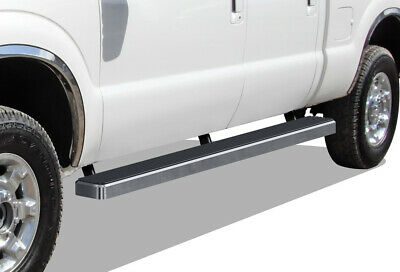"""iBoard Running Boards 5"""" Fit 99-16 Ford F250/F350 SuperDuty Crew Cab"""