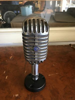 Vintage Shure 7A65 Microphone