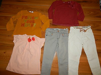 ZARA girls outfit bundle 2-3 years tops trousers *I'll combine postage