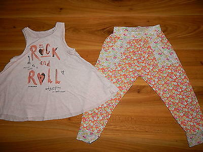 NEXT girls outfit bundle 2-3 years tunic trousers *I'll combine postage