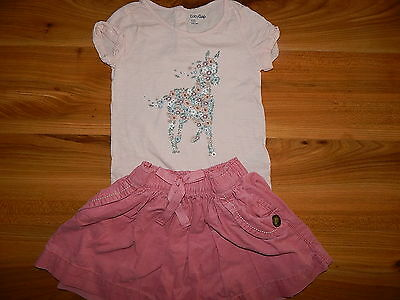 NEXT GAP girls outfit bundle 2-3 years top skirt *I'll combine postage