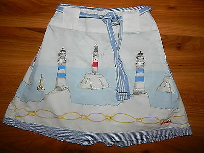 JOULES girls LIGHTHOUSE skirt 3 years  *I'll combine postage